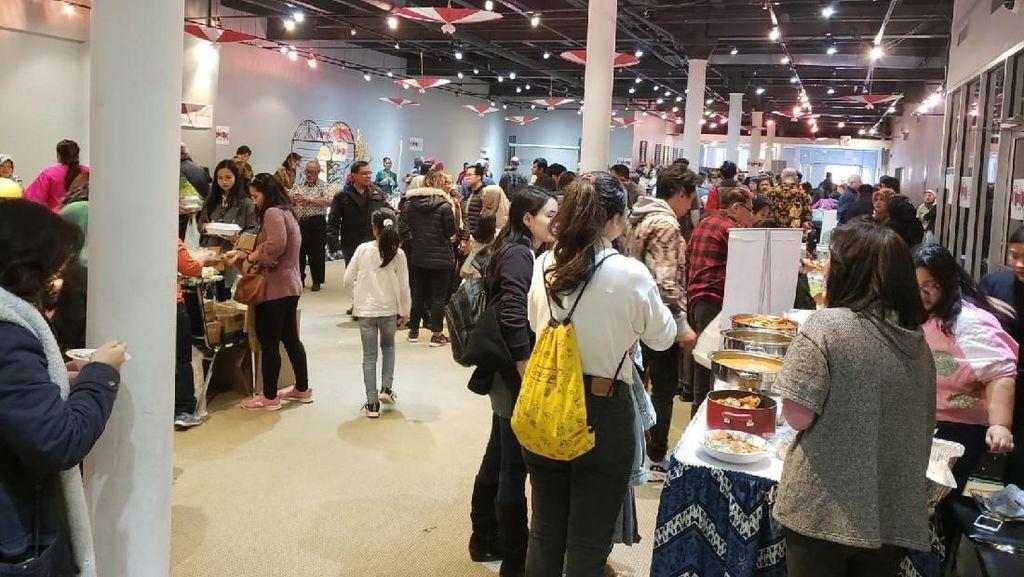 Festival Kuliner Indonesia Mencuri Perhatian Masyarakat Kanada