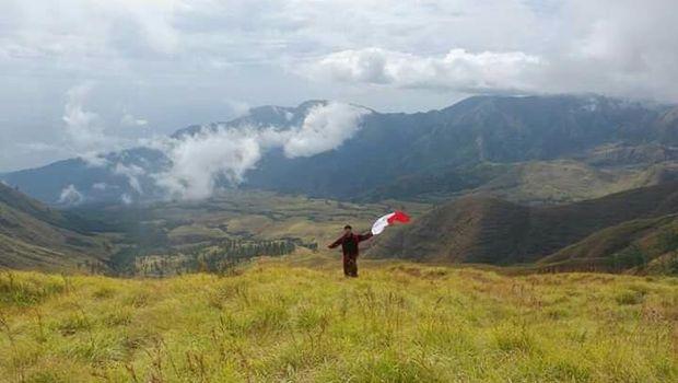Gunung Tambora Punya Potensi Jadi Geopark Dunia