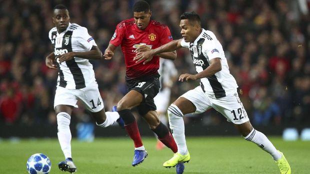 Man United harus menang atas Juventus untuk menjaga peluang lolos ke babak gugur.