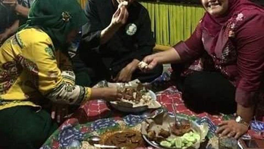 Sebelum Terciduk KPK, Bupati Neneng Hassanah Doyan Kulineran Juga