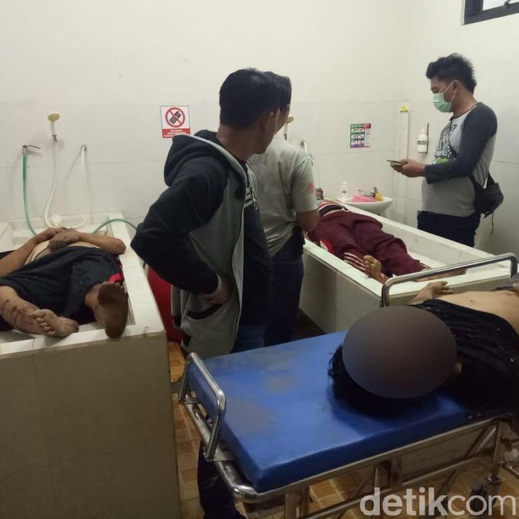 Dor! Empat Begal di Tuban Ditembak Mati
