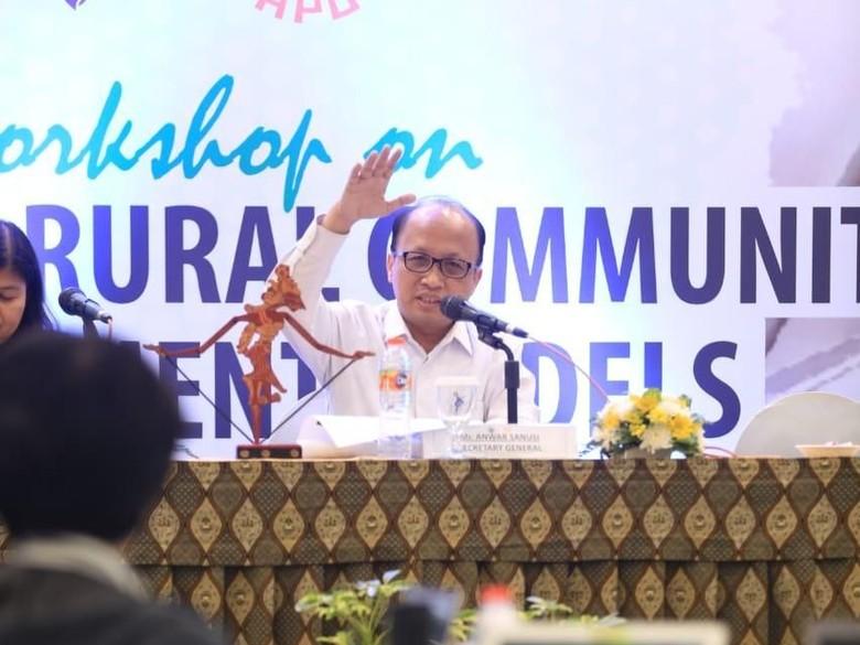 Kemendes Paparkan Capaian Dana Desa di Forum APO