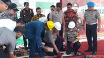 170 Rumah Bersubsidi Dibangun untuk Polri-TNI di Bojonegoro