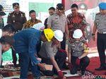 Kapolda Peletakan Batu Pertama 170 Rumah Bersubsidi untuk Polri-TNI