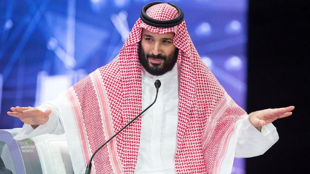 Senator AS Sebut Gedung Putih Bagai Humas Putra Mahkota Saudi
