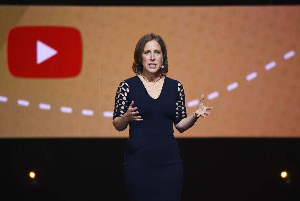 Dia adalah Susan Wojcicki, CEO YouTube. Perempuan satu ini mampu bersaing sebagai CEO teknologi terbaik pilihan pegawai di AS tahun 2018. (Foto: Getty Images)