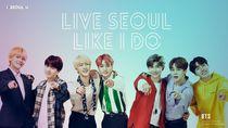 Ini Nih Inspirasi Jalan-jalan di Seoul dari BTS