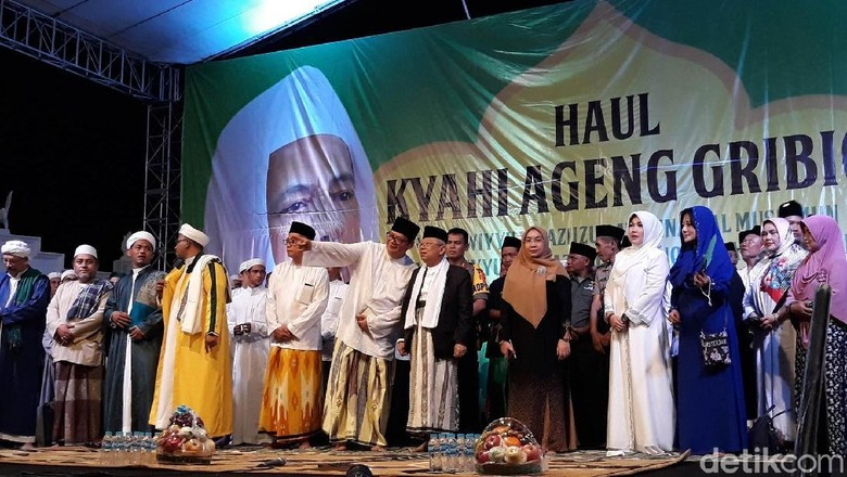 Maruf Amin: Kiai Gribig Ulama yang Santun Saat Sebarkan Islam