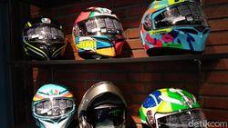 Tren Helm di Indonesia, Banyak yang Incar Helm Racing Look