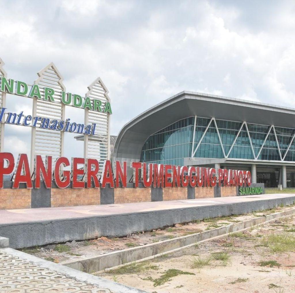 Jokowi Segera Resmikan 2 Bandara Baru di Kalimantan Timur