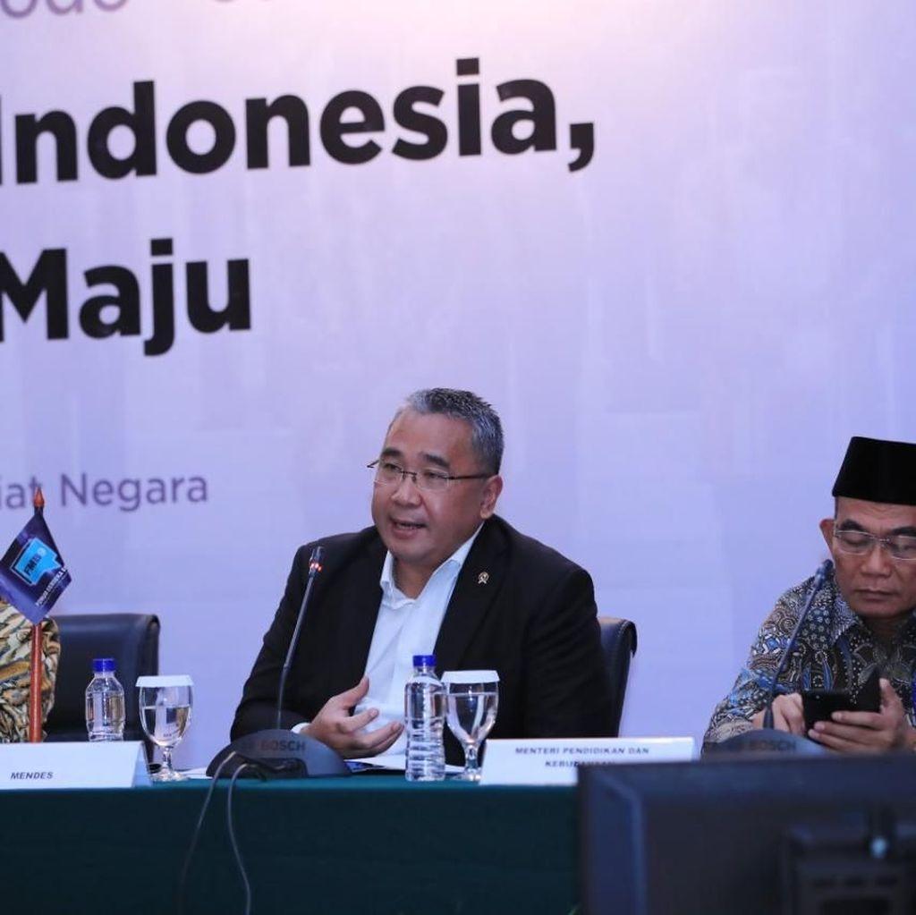 4 Tahun Jokowi-JK, Kemendes Sudah Salurkan Dana Desa Rp 187 T