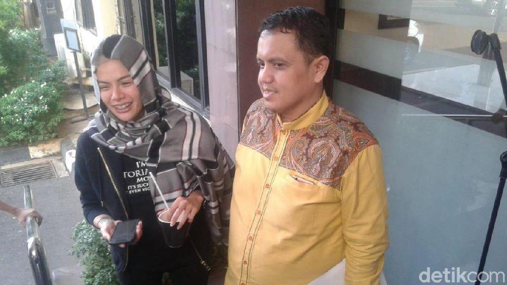 Nikita Mirzani Beberkan Perlakuan Ibu Tiri Dipo yang Benci Dirinya