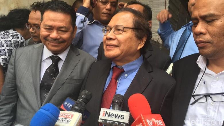 Kasus Pencemaran Nama Baik, Rizal Ramli Penuhi Panggilan Polisi