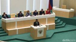 Pidato di Sidang Paripurna Rusia, Ketua DPD Kenang Orasi Sukarno