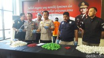Polisi Tangkap Pengoplos Elpiji 3 Kg di Bekasi