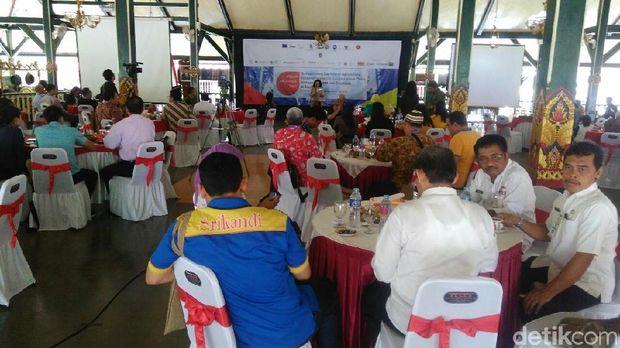 ASEAN Exchange Visit di Purworejo.