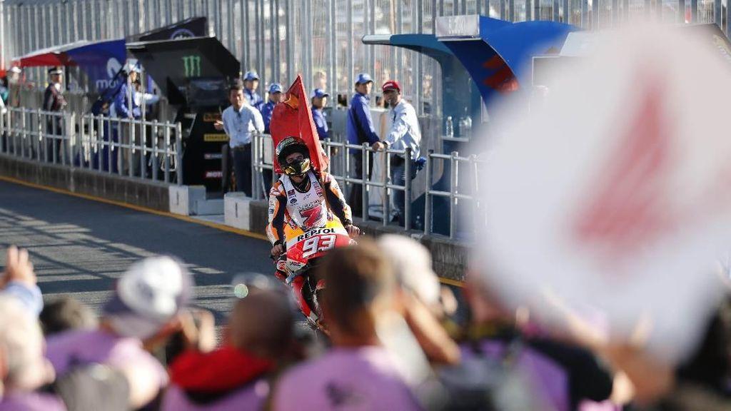Marquez Kini Bidik Triple Crown