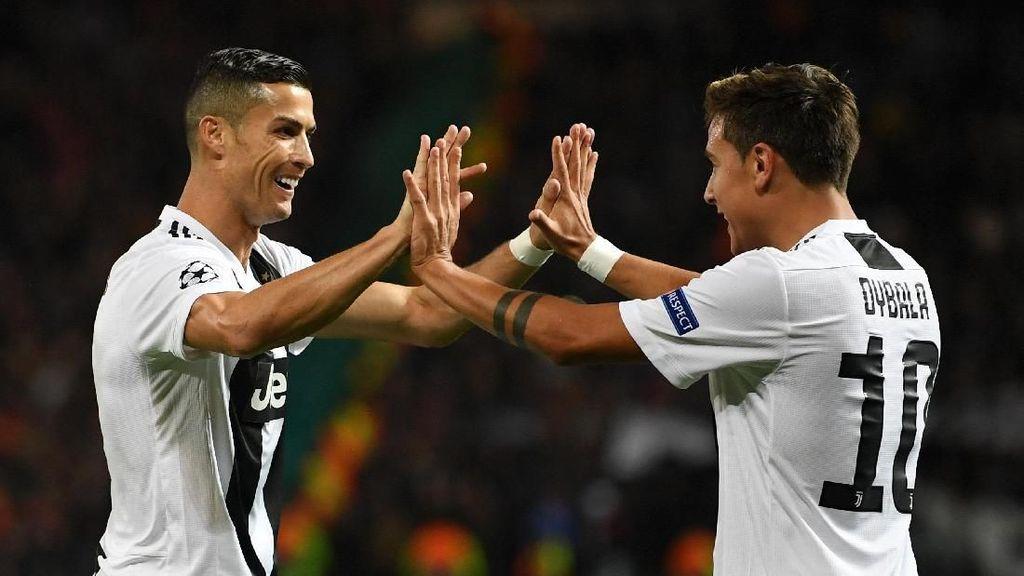 Dybala: Juve Berpeluang Besar Menangi Liga Champions Musim Ini