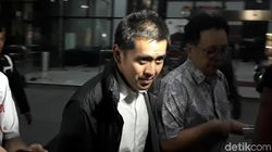 Anak Eddy Sindoro Bungkam Usai Diperiksa KPK sebagai Saksi Lucas