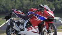 Saat Honda CBR250RR Pakai Livery Balap ala HRC