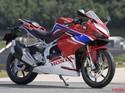 Warna Baru Honda CBR250RR Pakai Livery Balap ala HRC