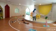 Toddlers Town, Penitipan Anak Berlandaskan Metode Montessori