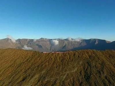 Langkah Gunung Tambora Tingkatkan Pamor Pariwisata