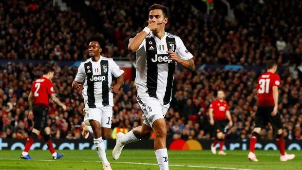 Paulo Dybala jadi pengganti Cristiano Ronaldo di Juventus sebagai top skor Liga Champions.