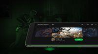 Tombol khusus untuk mengaktifkan Shark Mode ada di sebelah kanan ponsel.