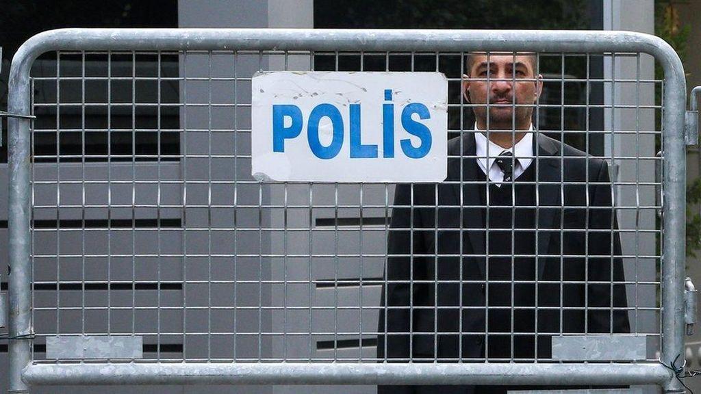 AS Bekukan Aset Konjen Saudi di Turki Mohammed Alotaibi