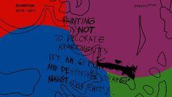 6 Seniman Kolektif Nu-Abstract Pamer Karya di Bandung