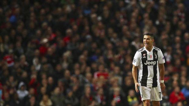 Jelang Liga Champions, Ronaldo Tak Dapat Waktu Istirahat