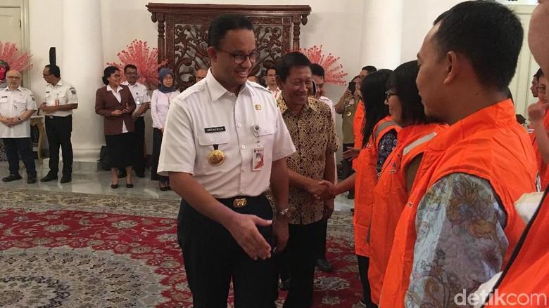 Anies Kirim Tim Psikososial ke Lombok Bantu Korban Pascabencana