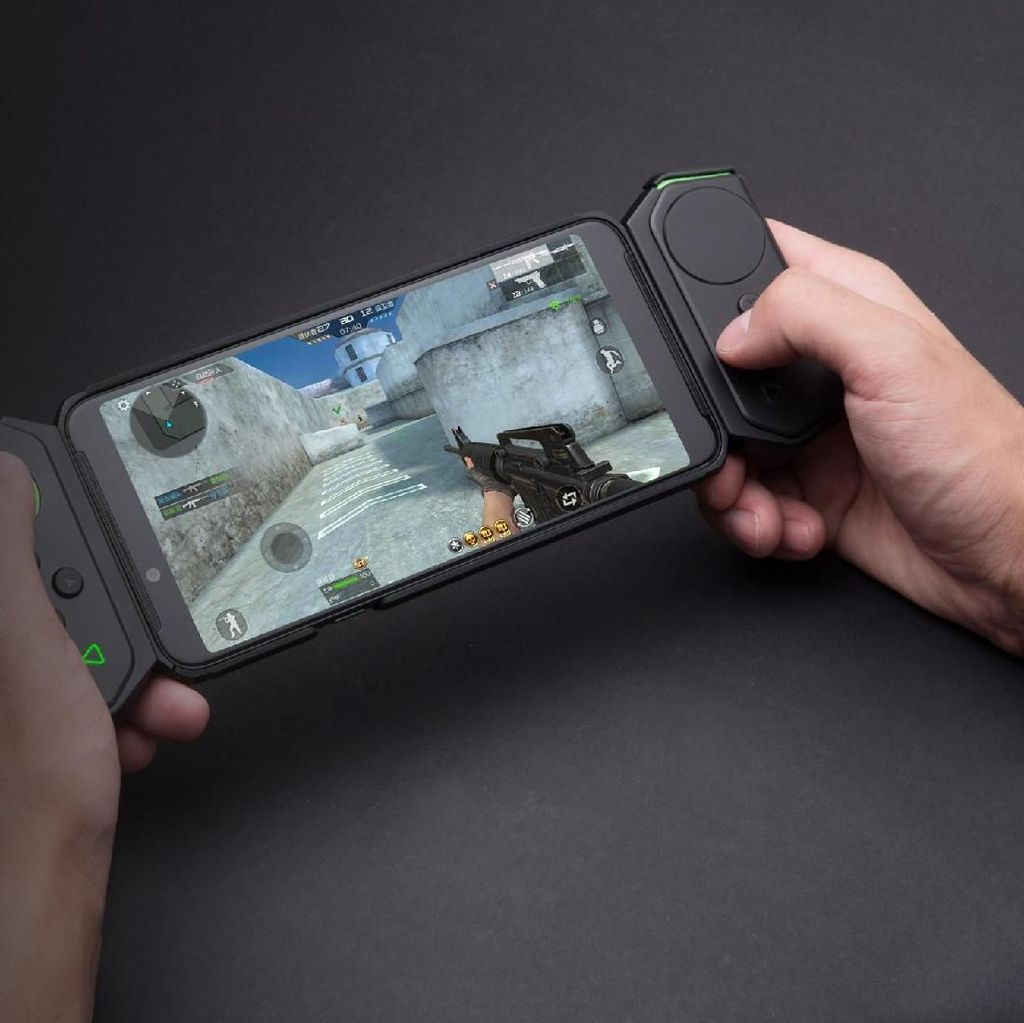 6 Fakta Menarik Si Gahar Xiaomi Black Shark Helo