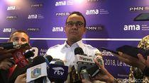 Anies Umumkan Upah Minimum Provinsi Jumat Ini