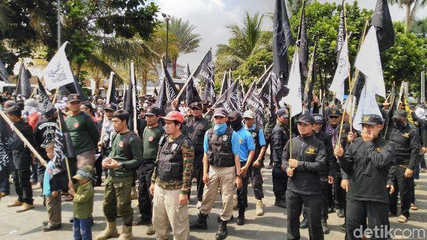 Aksi Damai Bela Tauhid, Umat Islam Tasikmalaya Turun ke Jalan