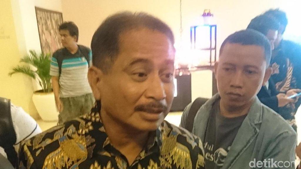 Buka-bukaan Menpar Soal Masa Tanggap Darurat Bali dan Lombok