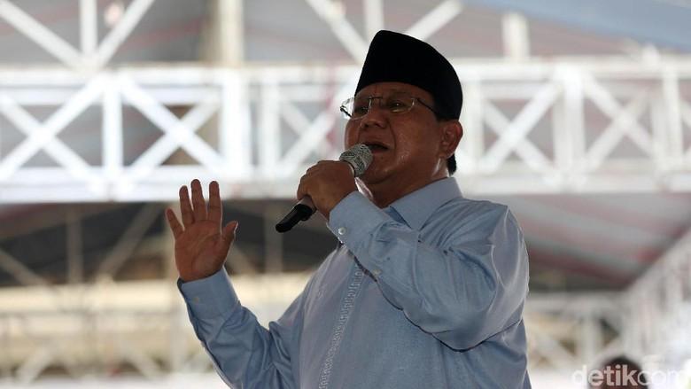 Kata Bupati soal Prabowo Dipolisikan Gegara Tampang Boyolali