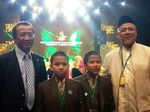 Hafiz Cilik Indonesia Tampil di MTQ Internasional Moskow