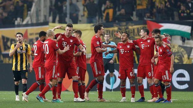 Bayern Munchen akan menjadi ancaman serius bagi Liverpool.