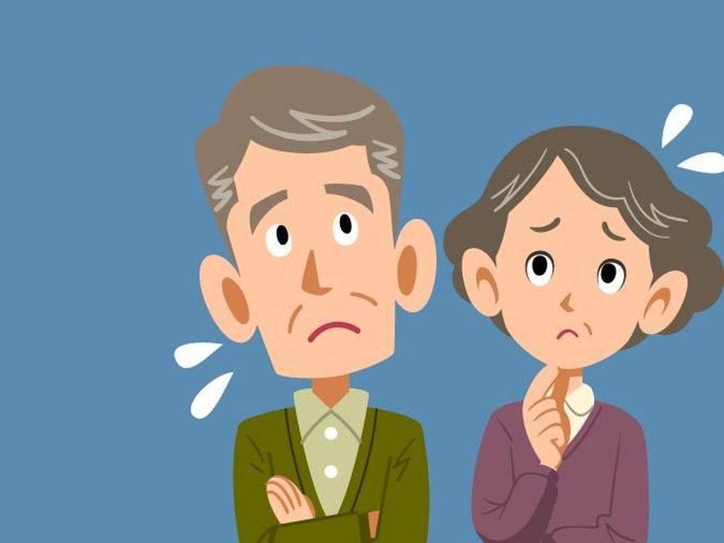 Tips Hindari Utang di Masa Pensiun