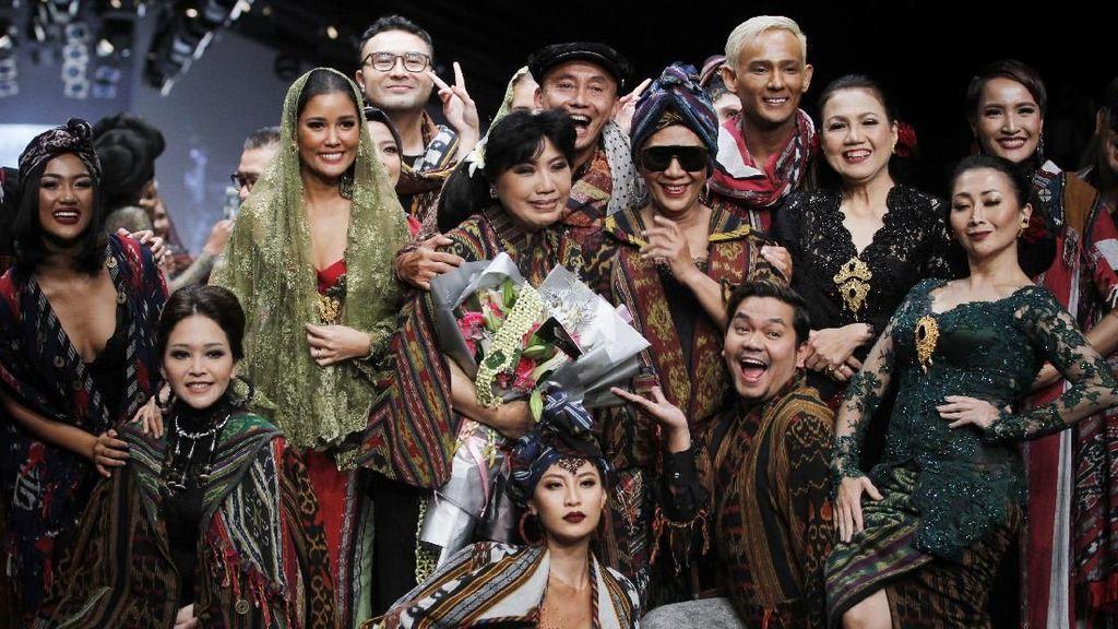 Jokowi Akan Pakai Baju Imlek Karya Anne Avantie, Ini Bocorannya