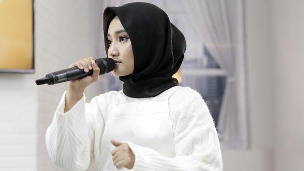 Selain Nyanyi, Fatin Ingin Ikut Diskusi di World Youth Forum 2018