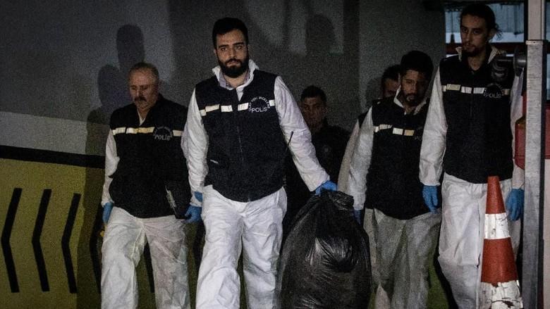 Polisi Turki Geledah Mobil Konsulat Arab Terkait Kasus Jamal Kashoggi