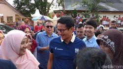 Sandi: Prabowo-Sandi Memimpin, Mungkin Susi Juga yang Urus Nelayan