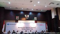 Panglima, Wakapolri, hingga Menkum HAM Paparkan 4 Tahun Jokowi-JK