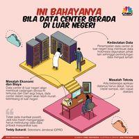 Alasan Menteri Rudiantara Bolehkan Data Center di Luar Negeri