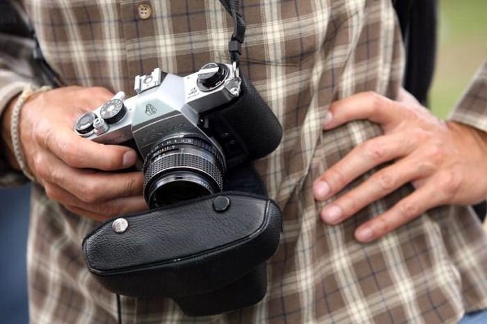 Kamera analog. Foto: Getty Images