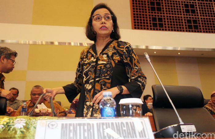 Menteri Keuangan Sri Muyani Indrawati akhirnya turun tangan untuk menjelaskan kebijakan transfer ke daerah dan dana desa (TKDD) tahun 2019.