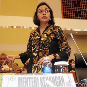 Inflasi Semester I 3,3%, Sri Mulyani: Harga-harga Terkendali